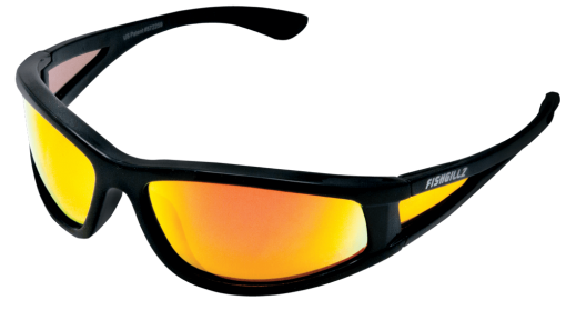 FISHING SUNGLASSES FIRE LENS
