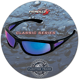 floating polarized sunglasses classic series