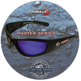floating polarized sunglasses for sports fishermen, boaters and more