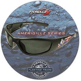 Amerigillz fishing sunglasses